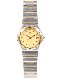 Omega Vintage Constellation Watch Men's - Metallic