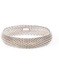 Tiffany & Co. Somerset Bracelet - Metallic