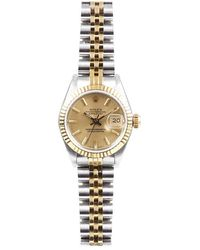 Rolex Vintage Lady Datejust 26 Watch - Metallic