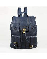 """Proenza Schouler - Leather """"ps1"""" Backpack - Lyst"""