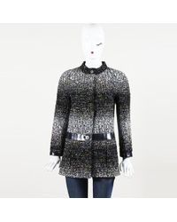 Chanel Paris-seoul Fantasy Tweed Jacket - Black