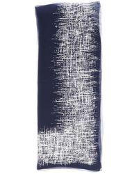 Chanel Silk Neckerchief - Blue