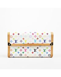 "Louis Vuitton - ""monogram Multicolore"" Canvas Porte Tresor International Wallet - Lyst"