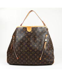 "Louis Vuitton - ""delightful Gm"" Monogram Coated Canvas Bag - Lyst"