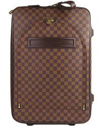 Louis Vuitton Damier Ebene Pegase 60 - Brown