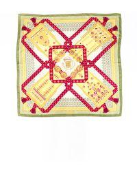 Hermès Brins D'or Silk Scarf - Multicolour