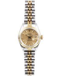 Rolex Vintage Lady Datejust 26 Watch - Metallic