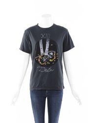 Dior Motherpeace Tarot T-shirt - Grey