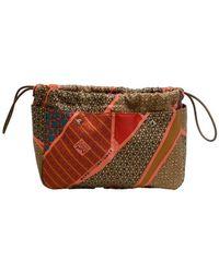Hermès Hermès Multicolour Fourbi 2014 Carre En Cravates Organizer / Cosmetic Bag Sz: N