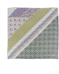 Louis Vuitton Printed Silk Scarf - Green