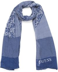 Guess Foulards - Blue
