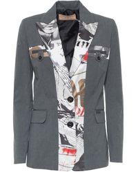 John Galliano Coats & Jackets - Grey