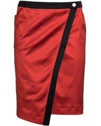 Guy Laroche Skirts - Red