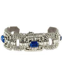 Moschino Crystal Bracelet - マルチカラー