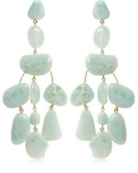 Cult Gaia - Sloane Acrylic Drop Earrings - Lyst