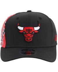 KTZ Nba 950 Ss Chicago Bulls Cap - Black