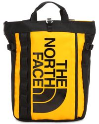 """The North Face Rucksack """"base Camp Tote"""" - Gelb"""