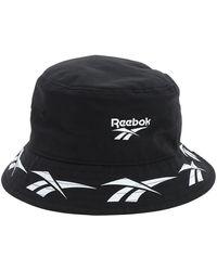 Reebok Cl Vector バケットハット - ブラック