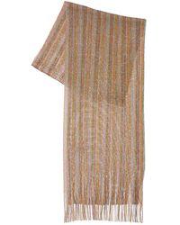Missoni Полосатый Платок С Люрексом - Многоцветный