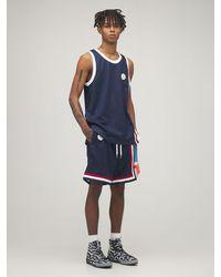 "Converse Basketball-tanktop ""telfar"" - Blau"