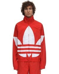 adidas Originals Спортивная Куртка - Красный