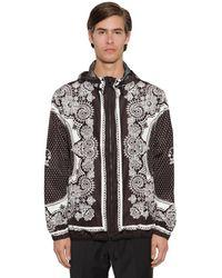 Dolce & Gabbana Куртка Из Нейлона - Черный