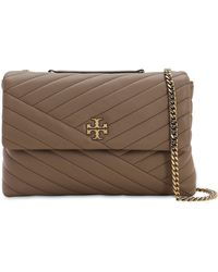 Tory Burch - Kira Chevron Quilted Leather Bag - Lyst