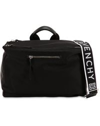 Givenchy Pandora Nylon Bag - Black
