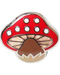 Etro Mushroom ピン - マルチカラー