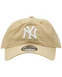 KTZ - Seersucker Ny Yankees Baseball Hat - Lyst