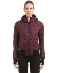 Canada Goose - Dore Hooded Down Jacket - Lyst