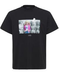 Throwback. Blondie コットンジャージーtシャツ - ブラック