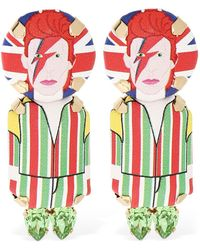 Bijoux De Famille - David Bowie Clip-on Earrings - Lyst