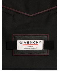 "Givenchy Pouch Aus Nylon ""down Town"" - Schwarz"