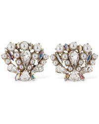Bijoux De Famille Mermaid Clip-on Earrings