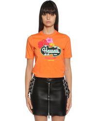 DSquared² T-shirts - Orange