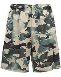 "Nike Shorts ""nk Dry 5.0 Aop Camou"" - Verde"