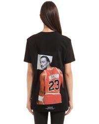 DIEGOVENTURINO - Dali Jordan Player Jersey T-shirt - Lyst