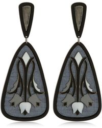 Anna E Alex | Tulipano Earrings | Lyst