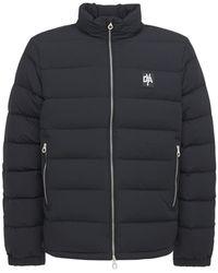 Duvetica Bedonio Dvta Matte Nylon Down Jacket - Black