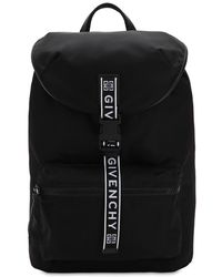 Givenchy - Ultra Light Nylon Backpack W/ 4g Webbing - Lyst
