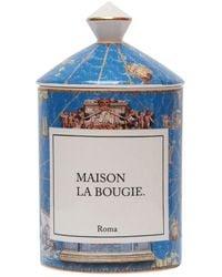 Maison La Bougie 300gr Roma Scented Candle - Blue