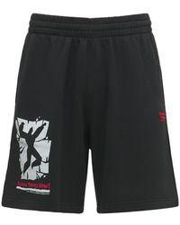 Reebok Human Rights Now Shorts - Black