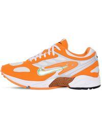 Nike Air Ghost Racer schuh - Orange