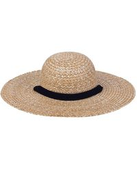 Lack of Color Dolce Sun Raffia Hat - Natural