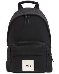 Y-3 Techlite バックパック - ブラック