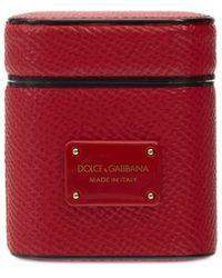 Dolce & Gabbana - Airpods レザーケース - Lyst