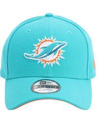 KTZ The League Miami Dolphins 2018 Cap - Blau