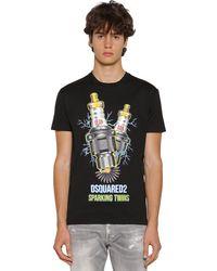 DSquared² - Cool Guy コットンジャージーtシャツ - Lyst