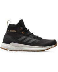 adidas Originals Terrex Free Hiker Pr Trail Sneakers - Black